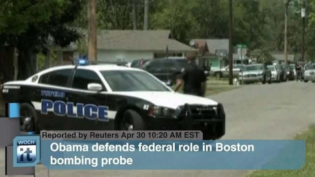 News video: The Boston Marathon News - Barack Obama, Dzhokhar Tsarnaev, Zubeidat Tsarnaeva